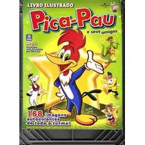 Pica Pau - Album Figurinhas Completo