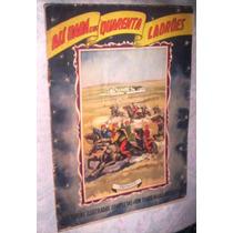 Album Figurinhas Antigo Ali Baba E Os Quarenta Ladrões