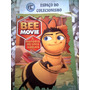 Álbum Figurinhas Bee Movie - Completo Para Colar