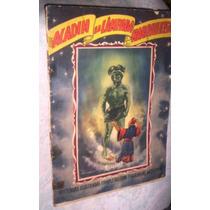 Album Figurinhas Antigo Aladin E A Lampada Maravilhosa