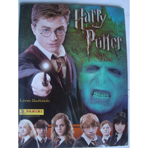 Álbum Harry Potter E A Ordem De Fenix 2001 Panini