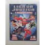 Album Liga Da Justiça A Origem Dos Heróis! Ed. On Line 2010!
