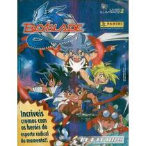 Álbum Beyblade No 2 Editora Panini 2004