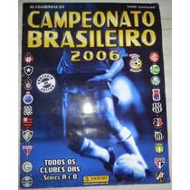 Álbum Completo Campeonato Brasileiro 2006 - Panini