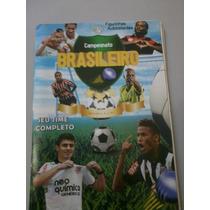 Mini-álbum Brasileirão 2013 Vazio