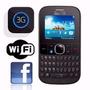 Telefone Celular Onetouch 3075 Smart Move Internet Facebook