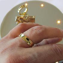 Aliança Côncava Anatômica Ouro Banho Branco Ou Amarelo18k