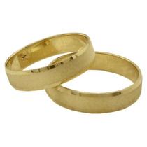 Aliança Ouro18k-750 5gr(par)casamento Noivado -joianete