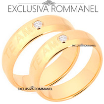 Rommanel Alianças Noivado Namoro Compromisso 511523 511523