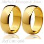Par De Aliança Ouro 18k 5m 5gr Casamento ,noivado