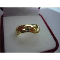 Super Barato 1 Aliança 6m 2 Grs Ouro 18k750