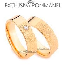 Rommanel Alianças Noivado Namoro Compromisso 511875 511876