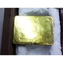 Barra De Ouro 18k 750- C / 40 Gramas - Confecção De Jóias