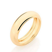 Aliança Rommanel Pedido De Casamento Folheado 18k 510919/