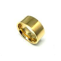 Aliança De Casamento Grossa Em Ouro 18k!! 7 Milímetros Reta