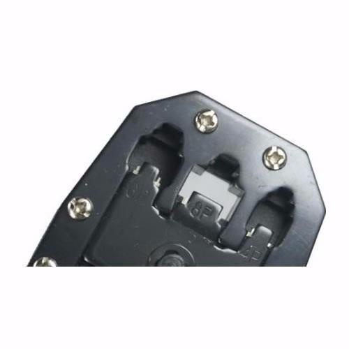 Alicate De Crimpar Conectores Rede E Telefone Rj11 Rj12 Rj45