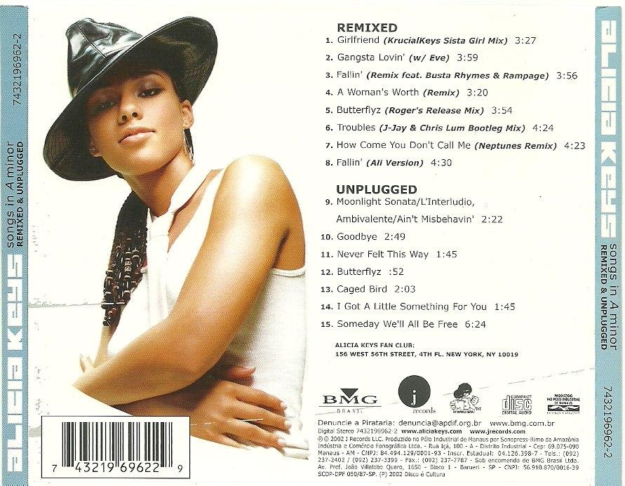 Unplugged Alicia Keys album - Wikipedia