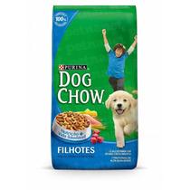 Ração Dog Chow Filhote Raças Médias E Grandes 15kg _