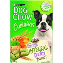Dog Chow Carinhos Integral Duo - 500g