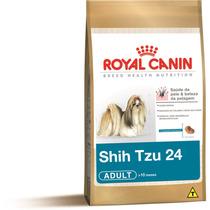Ração Raças Específicas Shih Tzu 24 Royal Canin - 7,5 Kg