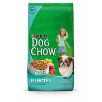 Ração Dog Chow Filhote Raças Pequenas – 3kg _ Purina