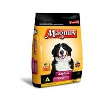 Ração Magnus Premium Cães Adultos Carne 25 Kg