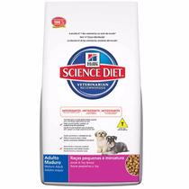 Ração Hills Science Diet Canino Sênior Racas Peq E Mini 3 Kg