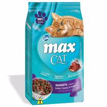 Ração Total Max Cat Nuggets 20 Kg