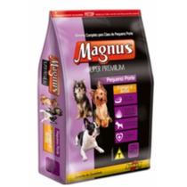 Ração Magnus Sup.premium Cão Pequeno Porte/raça Pequena-15k