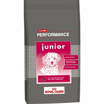 Ração Royal Canin Club Performance Junior 15 Kg - Pet Hobby