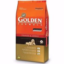 Ração Golden Cães Filhotes Frango E Arroz 15 Kg