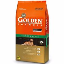 Ração Golden Fórmula Cães Adultos Frango E Arroz 15kg-pet Ho