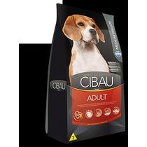 Ração Cibau Adulto Medium 15 Kg Cães De Médio Porte