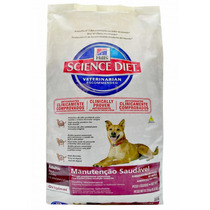 Ração Hill´s Cães Adulto Original - 3kg _ Science Diet M