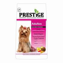 Ração Cães Adultos Raças Mini E Pequeno Prestige 15 Kg