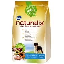 Naturalis Frango E Peru Filhotes 15 Kg - Total Alimentos