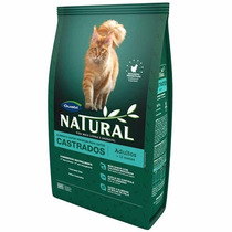 Ração Guabi Natural Gatos Adulto Castrados 7,5kg