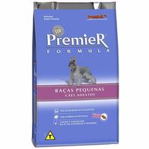Ração Premier Formula Cães Adultos Raças Pequenas 15 Kg