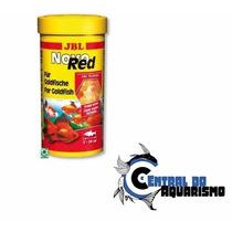 Ração Jbl Novo Red 16g P/ Kinguios E Peixes De Água Fria