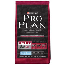 Ração Pro Plan Dog Adult Small Breed Com Optilife Triple A