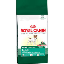 Ração Mini Adult 10 Meses A 8 Anos 7,5kg Royal Canin