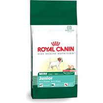Ração Mini Junior 7,5kg Royal Canin