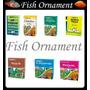 Kit 7 Testes Alcon Água Doce Fish Ornament