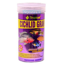 Ração P/ Peixe Cichlid Gran Tropical 138g 250ml - Aquapet