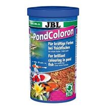 Ração Carpas Kinguios Jbl Pond Coloron Sticks 440g