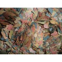Ração P/ Peixes Super Red Flocos 250gr. Alevinos E Peixes
