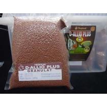 Ração Tropical D-allio Plus Granulat 250g (granel A Vácuo )