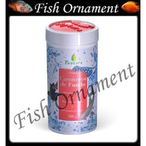 Ração Poytara Carnivoros De Fundo 500g Fish Ornament