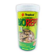 Ração P/ Tartarugas Terrestres Tropical Biorept L 70g 250ml