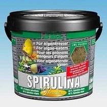 Ração Jbl Spirulina Balde 860g - 5,5 L - Peixes De Aquários